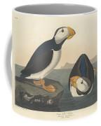 Large-billed Puffin Coffee Mug