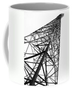 Large Powermast Coffee Mug by Yali Shi