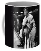 Larry Doby (1923-2003) Coffee Mug