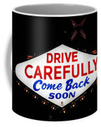 Las Vegas Sign At Night Coffee Mug