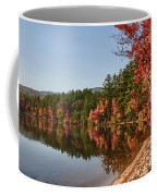 Late Afternoon On Lake Chocorua Coffee Mug