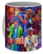 Latin Jazz Coffee Mug