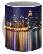 Lavender Louisville Coffee Mug