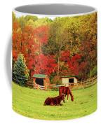 Lazy Autumn Day Coffee Mug