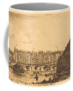 Le Pont-au-change, Paris, Vers 1784 Coffee Mug