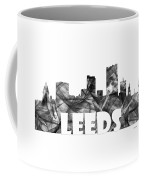 Leeds England Skyline Coffee Mug