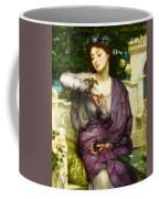 Lesbia And Her Sparrow Coffee Mug