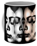 Let Her Cry  Coffee Mug by Angelina Vick