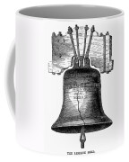 Liberty Bell Coffee Mug