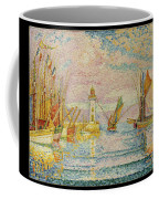 Lighthouse At Groix Coffee Mug