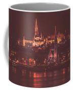 Lights Of Budapest Coffee Mug