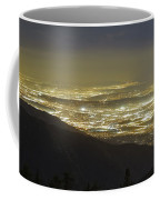 Lights Of Los Angeles, California Coffee Mug