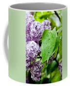 Lilac Drops Coffee Mug