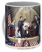 Lincoln Assassination Coffee Mug