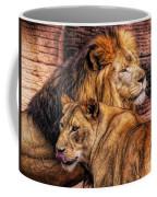 Lion Mates Coffee Mug