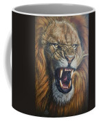 Lion Roar Coffee Mug