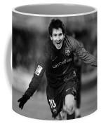 Lionel Messi 1 Coffee Mug