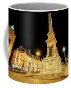 Lisbon By Night Coffee Mug