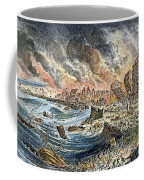 Lisbon Earthquake, 1755 Coffee Mug