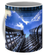 Lloyd's Of London And Cheese Grater Coffee Mug