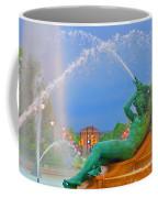 Logan Circle Fountain 1 Coffee Mug