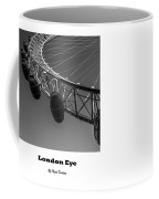 London Eye, London, Uk. Coffee Mug