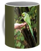London Parakeet Coffee Mug