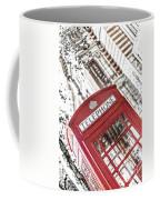 London Telephone 3b Coffee Mug