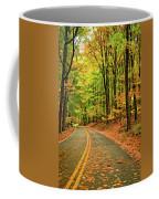 Lost In Pennsylvania - Paint Coffee Mug
