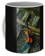 Lost Violin Coffee Mug