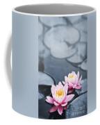 Lotus Blossoms Coffee Mug