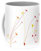 Lotus Garden Coffee Mug