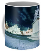 Louvre Museum 6b Art Coffee Mug