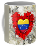 Love Venezuela Coffee Mug