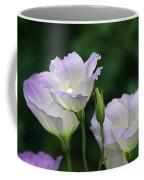 Lovely Lisianthus Coffee Mug