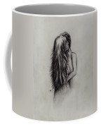 Lovers Coffee Mug by Rachel Christine Nowicki