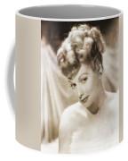 Lucille Ball By Mary Bassett Coffee Mug