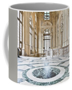 Luxury Interior In Palazzo Madama, Turin, Italy Coffee Mug
