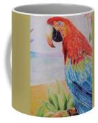Macaw Coffee Mug