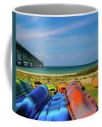 Mackinac Bridge 2241 Coffee Mug
