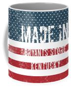 Made In Bryants Store, Kentucky Coffee Mug