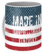 Made In Campbellsburg, Kentucky Coffee Mug