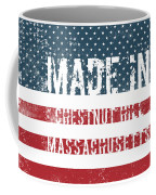 Made In Chestnut Hill, Massachusetts Coffee Mug