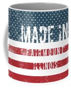 Made In Fairmount, Illinois Coffee Mug