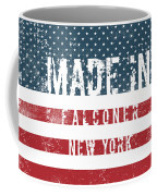 Made In Falconer, New York Coffee Mug