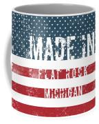 Made In Flat Rock, Michigan Coffee Mug