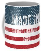 Made In Fort Loramie, Ohio Coffee Mug