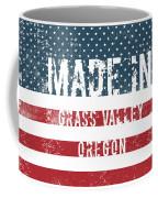 Made In Grass Valley, Oregon Coffee Mug