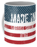 Made In Grouse Creek, Utah Coffee Mug