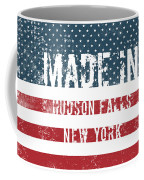 Made In Hudson Falls, New York Coffee Mug